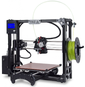 Lulzbot Taz5 3D printer