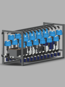 eDNA sampler